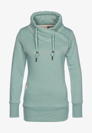 Sweatshirt - arctic blue