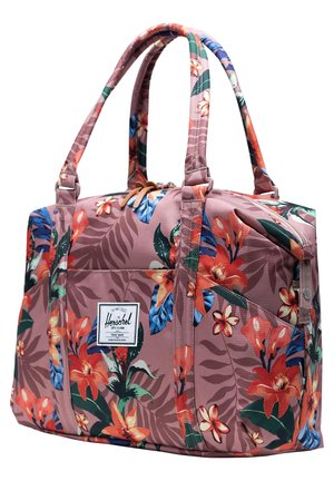 Handbag - summer floral ash rose [03565]