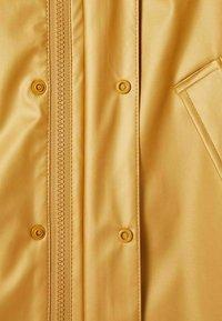 Name it - Waterproof jacket - pale gold - 2