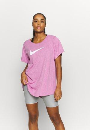 DRY TEE PLUS - T-Shirt print - beyond pink/cactus flower