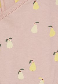 Lindex - WRAP PEAR 2 PACK - Body - light dusty pink/light dusty yellow - 2