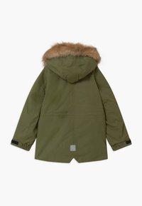 Reima - NAAPURI UNISEX  - Winter coat - khaki green - 1