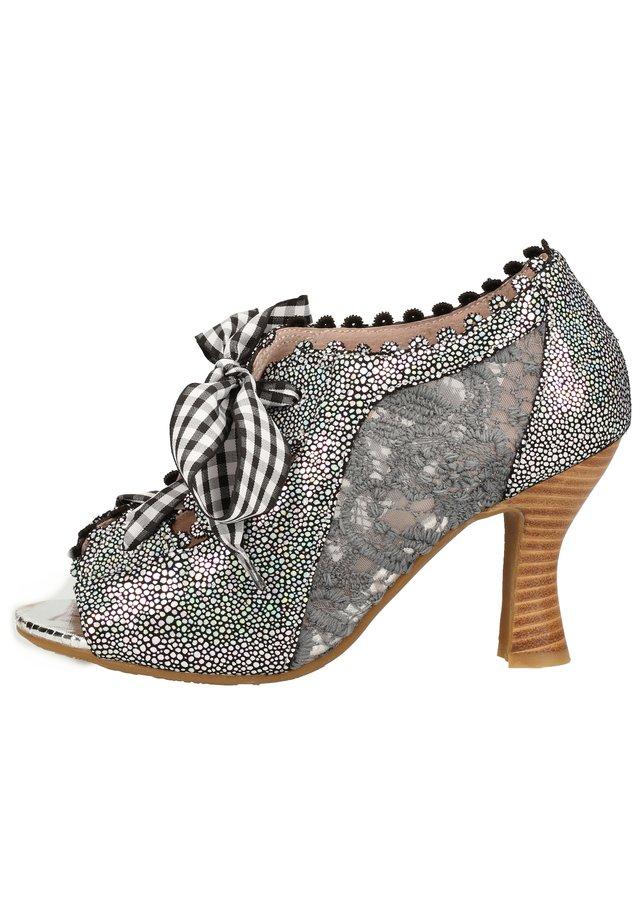 LAURA VITA SANDALEN - High heeled sandals - noir