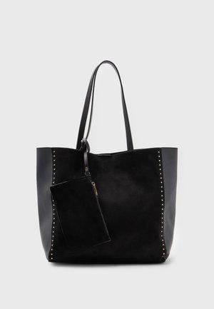 CECILIA SET - Shoppingveske - black