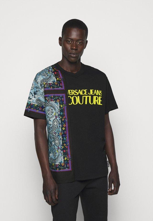 MARK - Print T-shirt - nero