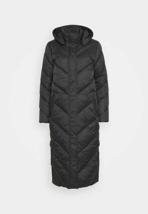 CATJA LONG JACKET - Winter coat - black