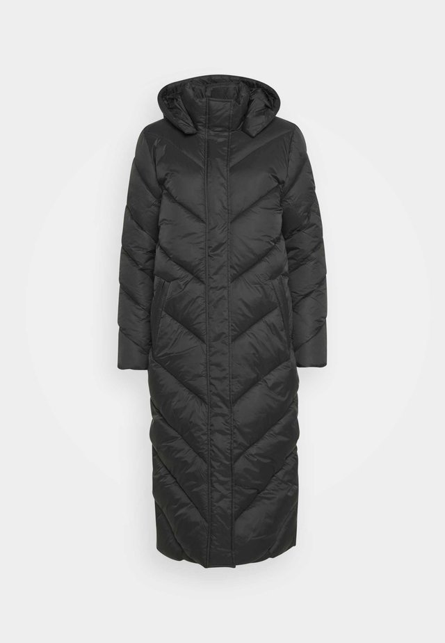 CATJA LONG JACKET - Winter coat - black