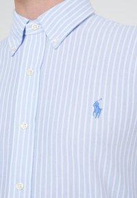 Polo Ralph Lauren - OXFORD  - Košile - light blue/white - 3