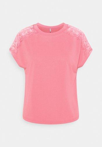 ONLFFREE - T-shirts - baroque rose