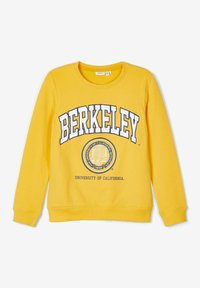Name it - BERKELEY UNIVERSITY - Sweater - spicy mustard - 2