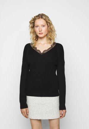 MATILDE - Sweter - noir