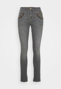 Mos Mosh - SHADE  - Slim fit jeans - grey - 0