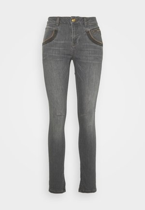 SHADE  - Vaqueros slim fit - grey