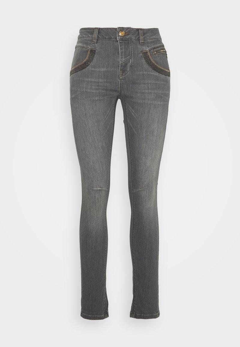 Mos Mosh - SHADE  - Slim fit jeans - grey