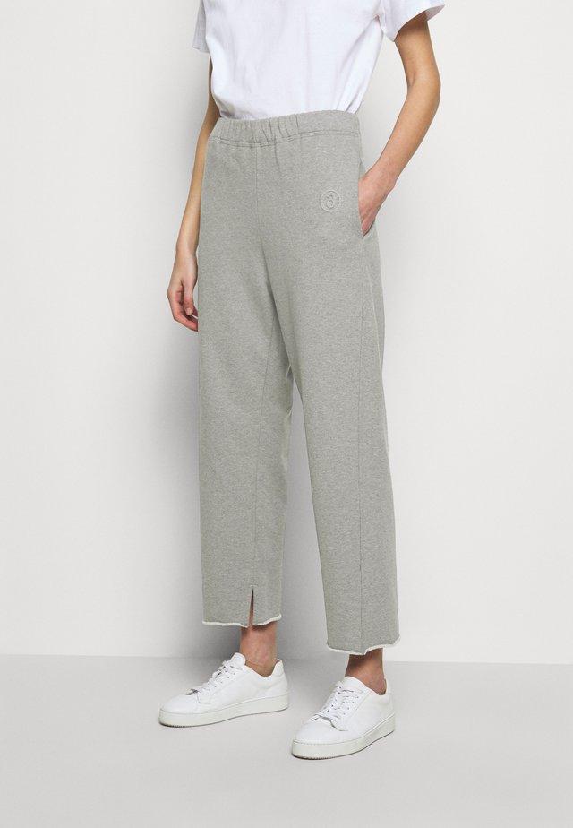 Pantalones deportivos - melange grey
