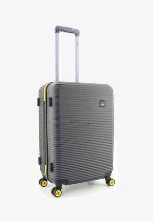 KOFFER ABROAD - Wheeled suitcase - schwarz