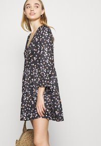 Even&Odd - Sukienka z dżerseju - multi coloured - 4