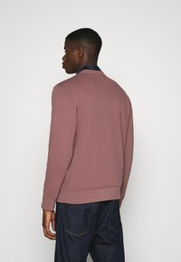 Abercrombie & Fitch - ICON CREW - Sweatshirt - burgundy - 2