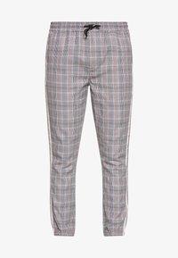 D-STRUCT - RICCO - Trousers - tartan - 4