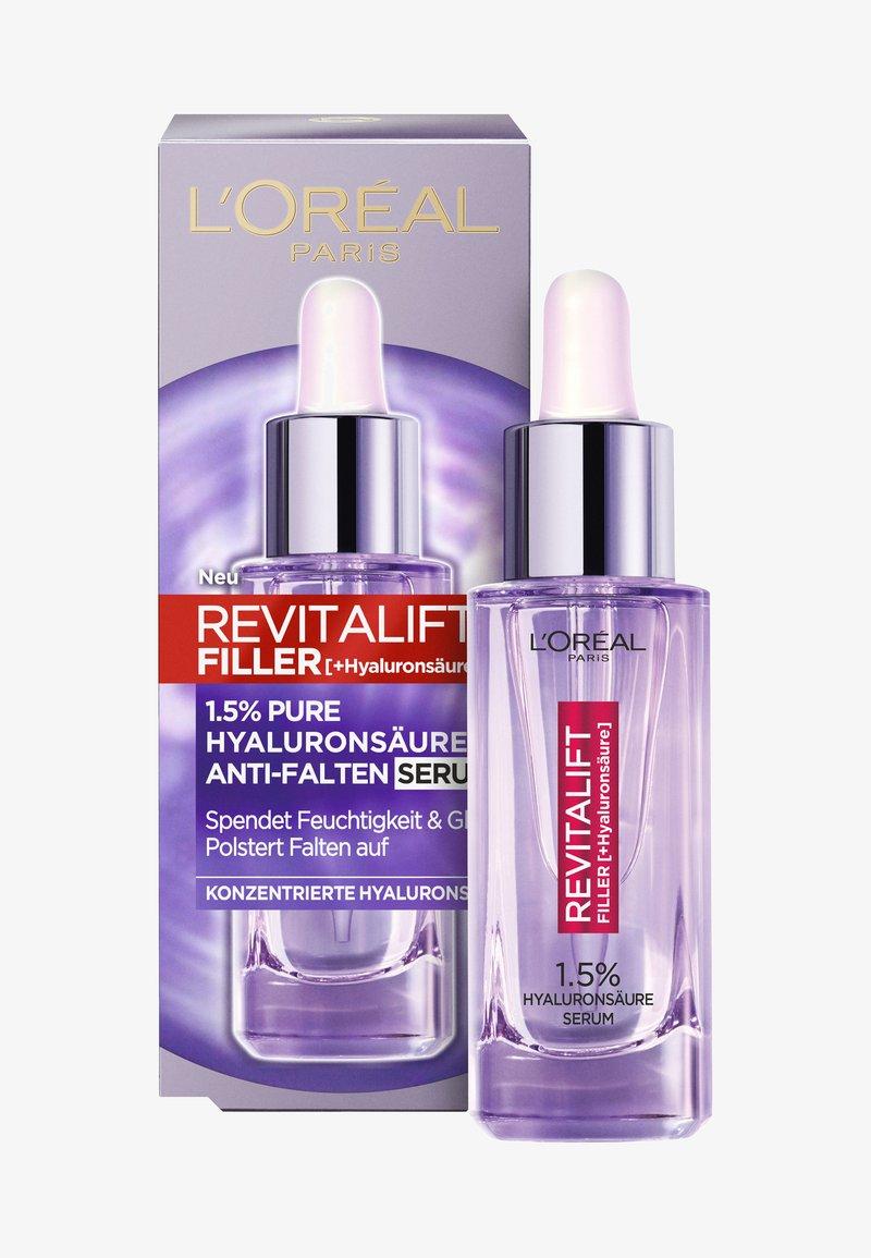 L'Oréal Paris Skin - REVITALIFT FILLER ANTI-FALTEN SERUM - Serum - -