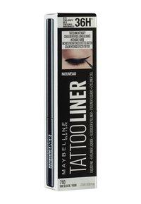 Maybelline New York - TATTOO LINER LIQUID INK EYELINER - Eyeliner - schwarz - 4