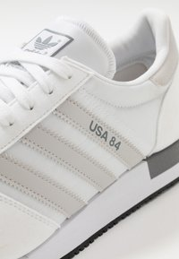 adidas Originals - USA 84 - Zapatillas - footwear white/grey heather - 5