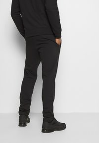 Champion - LEGACY FULL ZIP SUIT - Träningsset - black - 4
