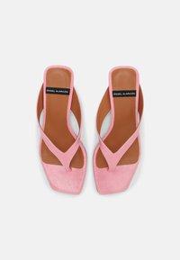 ÁNGEL ALARCÓN - T-bar sandals - almeras dumas - 4