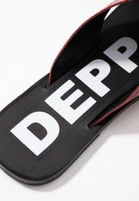 Depp - Pantofle - rojo - 2