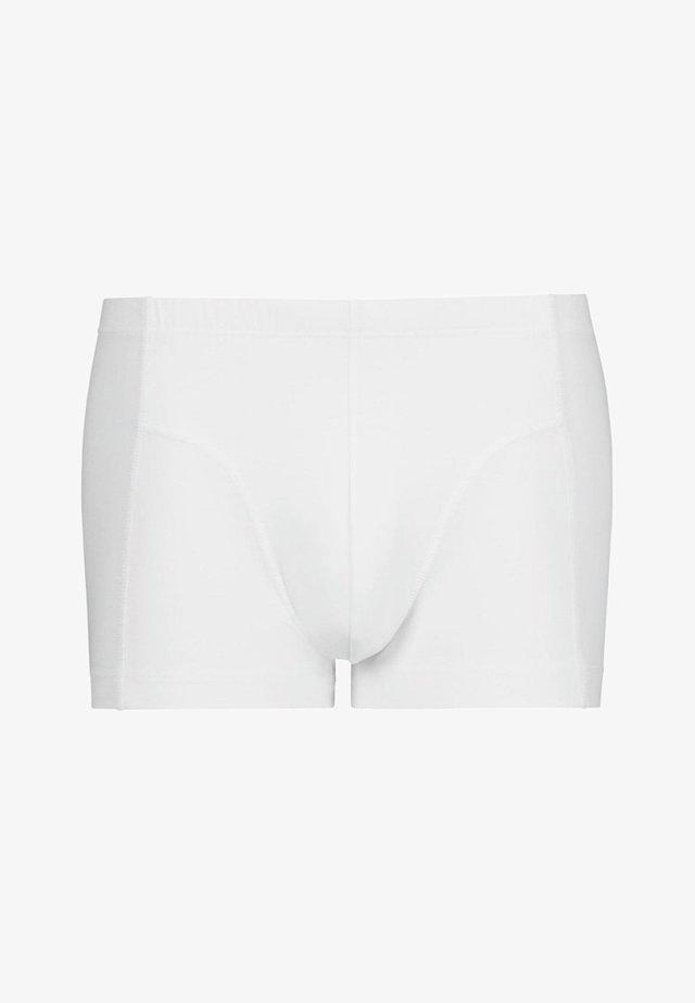 TYSON  IM FIGURBETONTEN SCHNITT - Pants - white