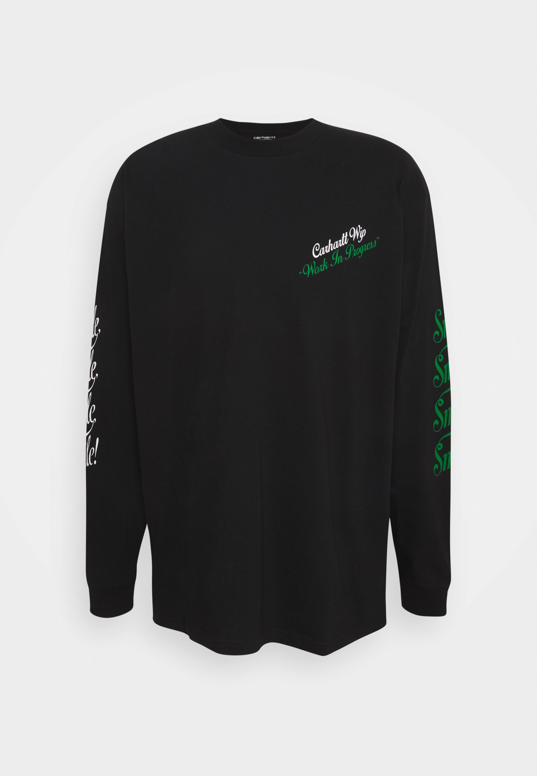 Herrer SMILE - Langærmede T-shirts