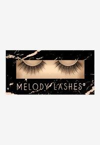Melody Lashes - POPPY - False eyelashes - black - 0