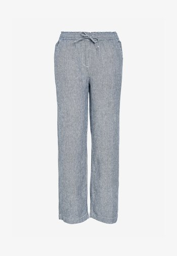 Trousers - royal blue