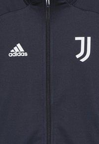 adidas Performance - JUVENTUS AEROREADY SPORTS FOOTBALL TRACKSUIT - Club wear - legink/orbgrey - 3