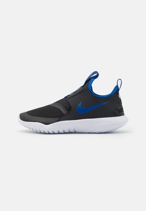 FLEX RUNNER - Chaussures de running neutres - black/game royal/dark smoke grey/white