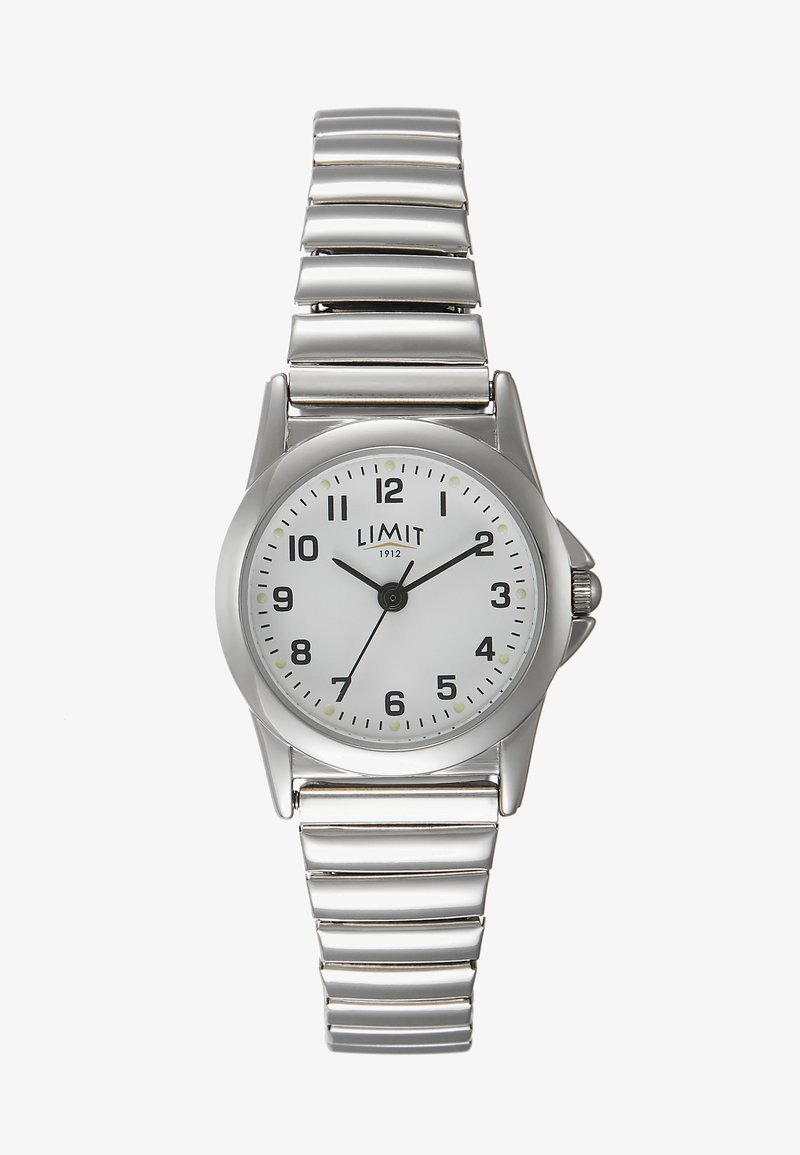 Limit - LADIES WATCH DIAL WITH FULL FIGURES - Klokke - silver-coloured