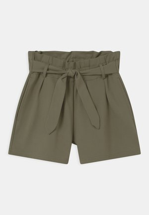 NKFHACLE IDA - Shorts - deep lichen green