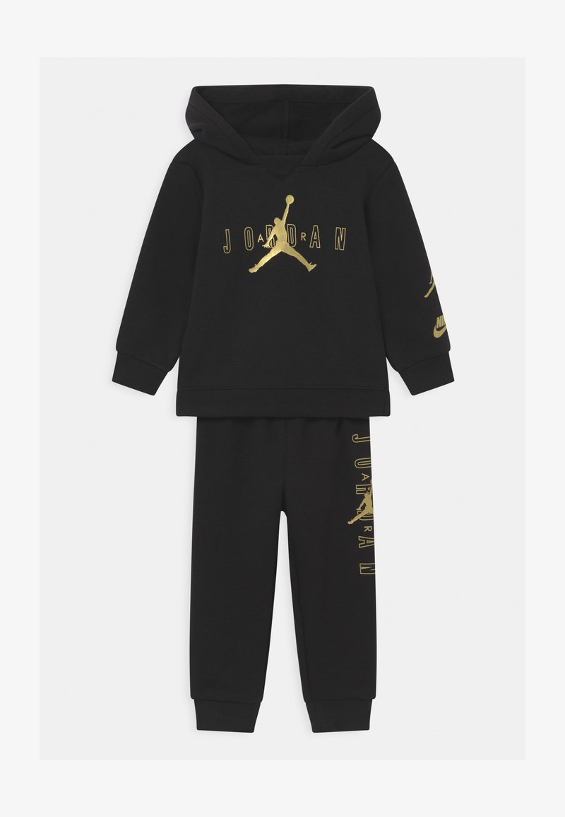 Jordan - HIGHLIGHTS SET UNISEX - Tracksuit - black