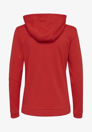 HMLAUTHENTIC  - Training jacket - true red