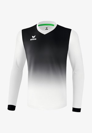 Funktionsshirt - white / black
