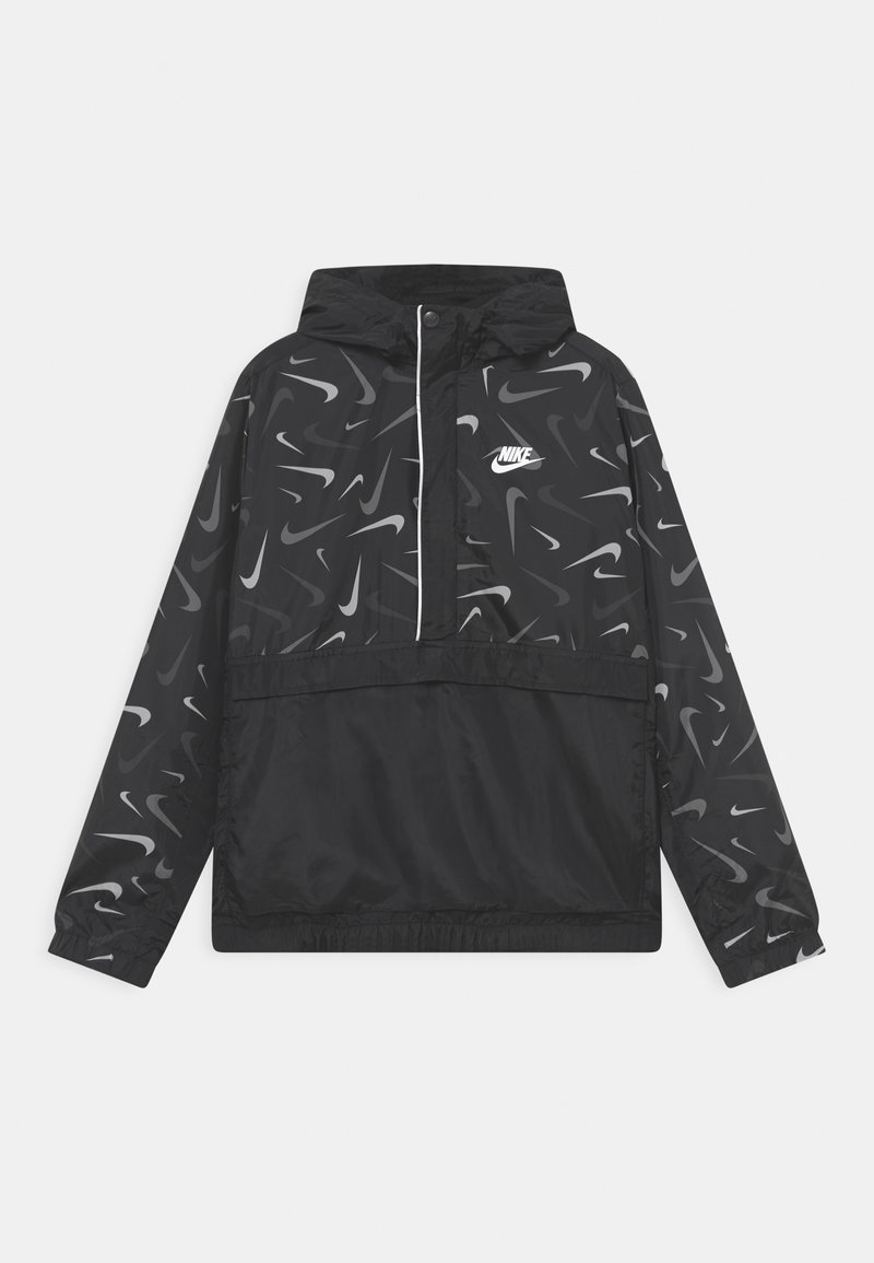 Nike Sportswear - Training jacket - black/white