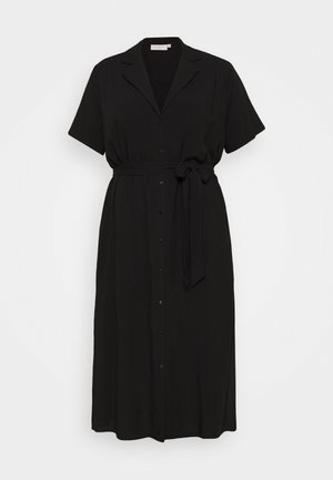 CARLOLA LONG DRESS - Day dress - black