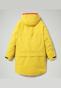 Napapijri - CELSIUS - Winter coat - yellow oil - 1