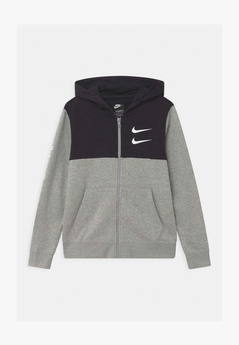 Nike Sportswear - Sudadera con cremallera - mottled light grey