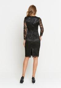 Madam-T - TROPICANA - Cocktail dress / Party dress - schwarz - 2