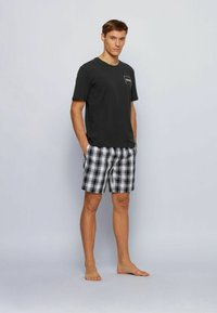 BOSS - Pyjama top - black - 1