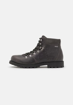 FAIRFIELD - Lace-up ankle boots - black