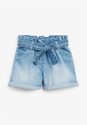 Short en jean - bleached denim