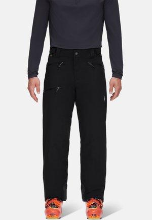 Spodnie narciarskie - black white