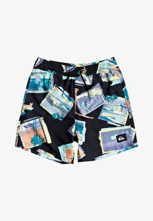 VACANCY - Swimming shorts - black
